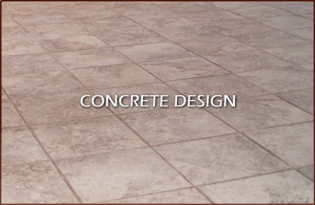 Concrete Design Options