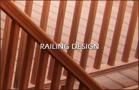 Railing Design Options